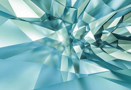 3D gyémánt hatású fali poszter