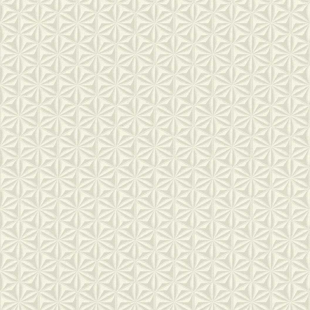 3d hatású virág mintás tapéta
