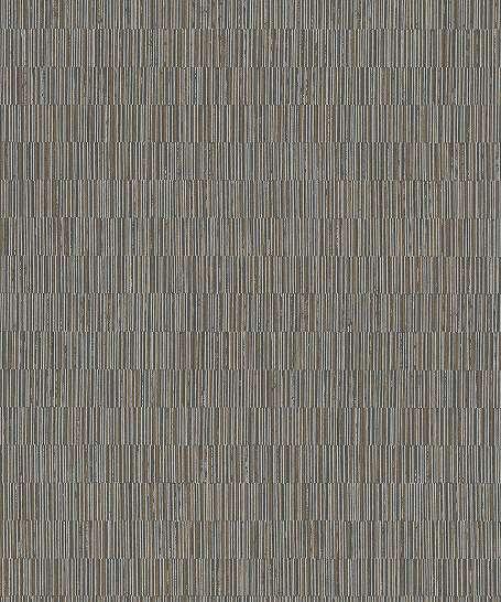 Antracit arany csillogó felületű tapéta modern csíkos mintával