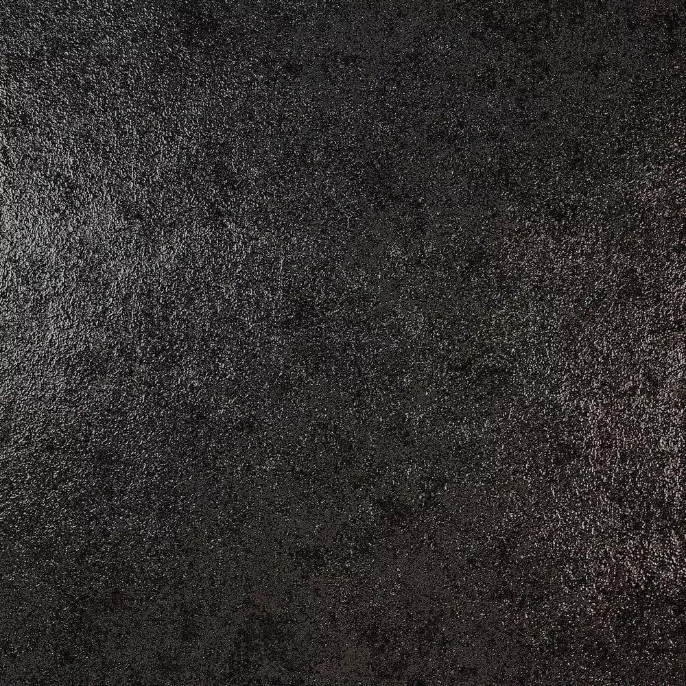 Antracit fényes metál felületű vlies dekor tapéta