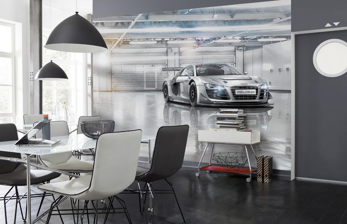 Audi R8 fali poszter