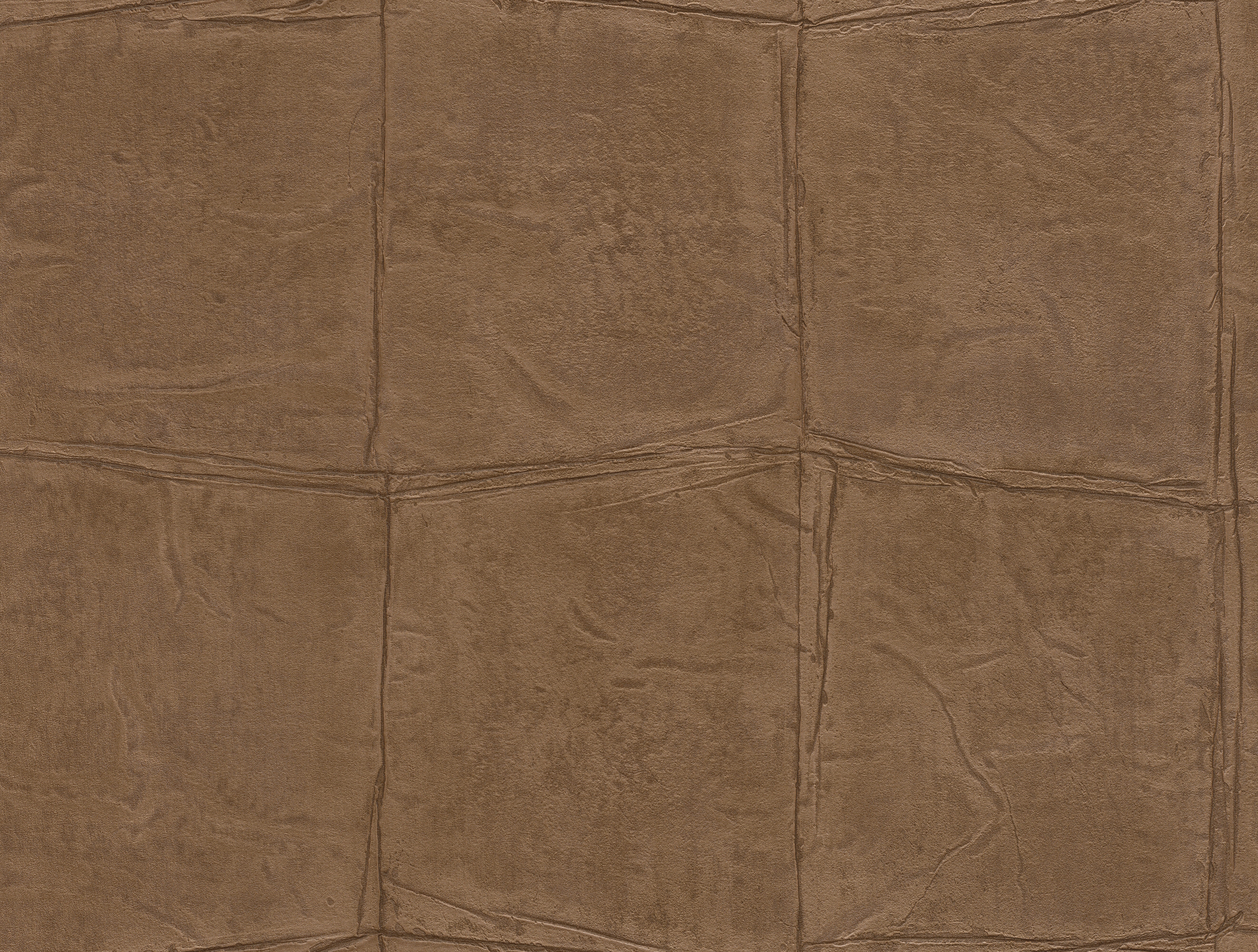 Barna gyöngyházfényű bőrhatású tapéta