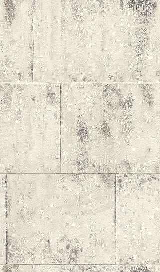 Barna krém beton hatású tapéta