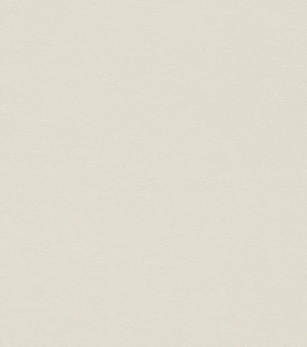 Beige színű bőrhatású uni tapéta
