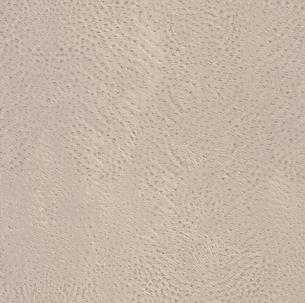 Beige színű struccbőr hatású tapéta