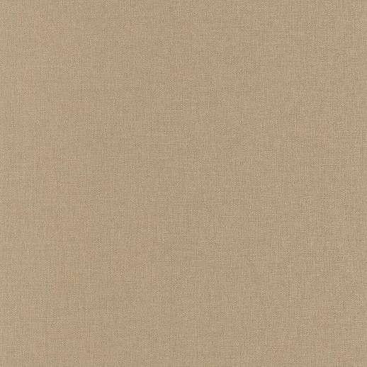 Bézs-krém textil szőtt hatású vlies tapéta