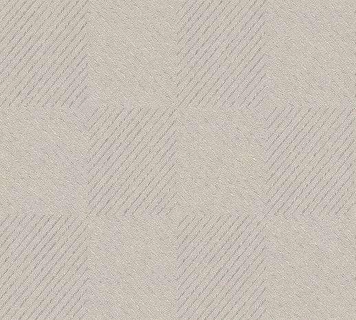 Bézs színű modern geometriai mintás tapéta