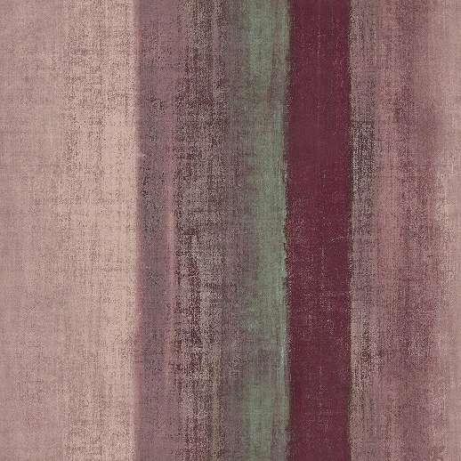 Bordó-piros csíkos mintás luxus tapéta