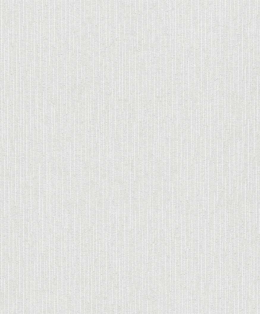 Csíkos alap mintás festhető Rasch tapéta