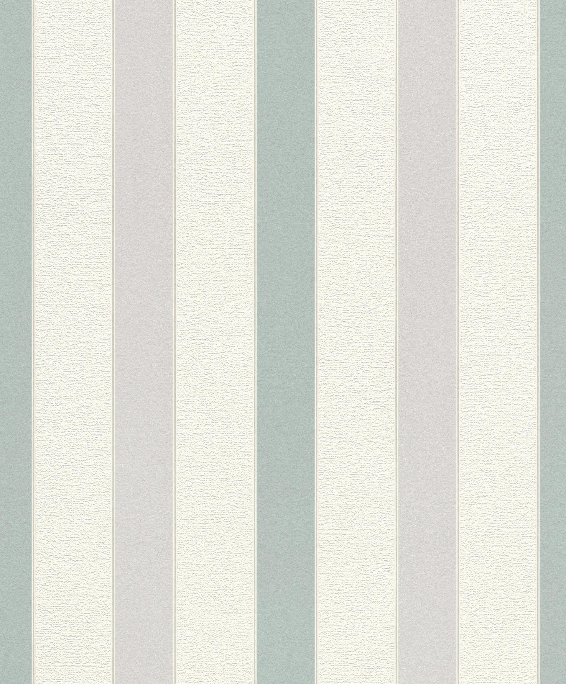 Csíkos mintás színes rasch tapéta