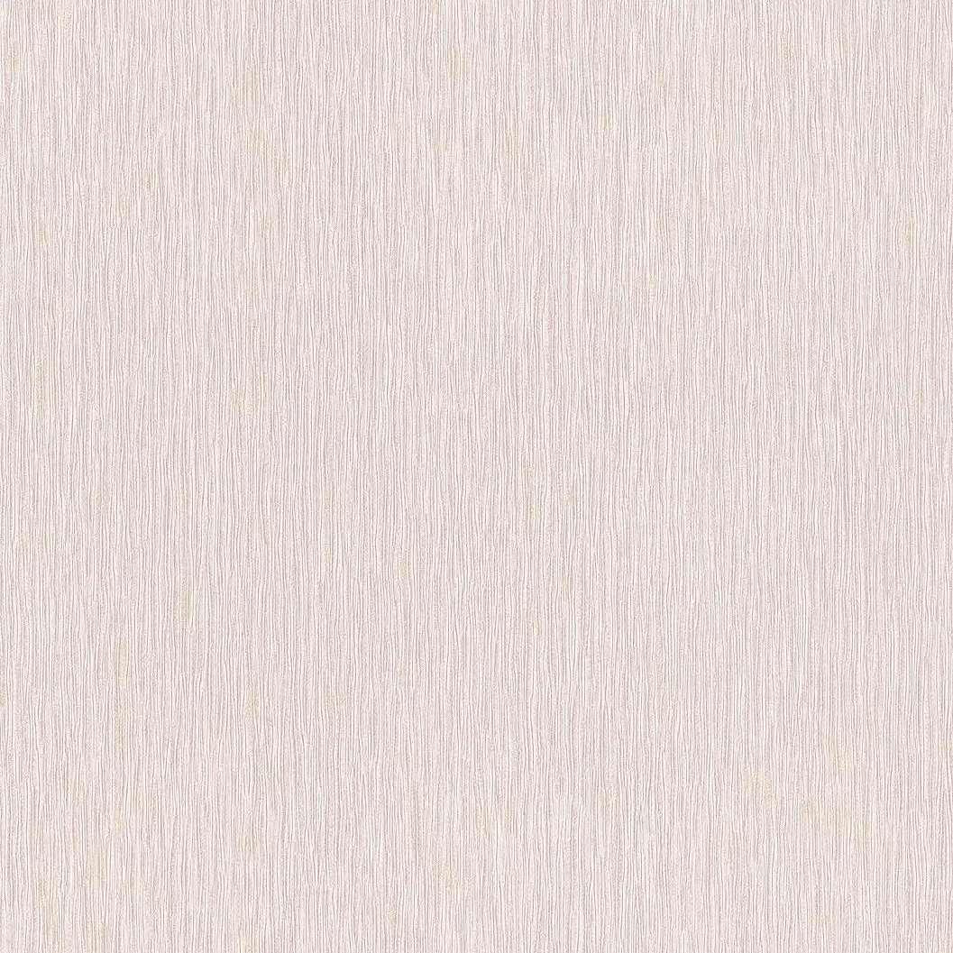 Csíkos mintás vlies tapéta rózsaszín színben