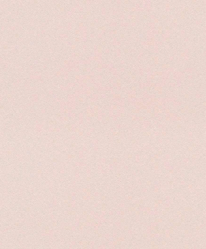 Csillámos egyszínű pasztellrózsaszín tapéta