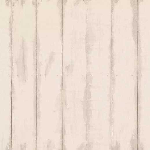 Deszka mintás bézs-drapp vlies tapéta