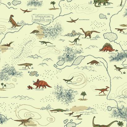 Dinoszauruszos gyerek tapéta