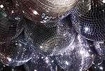 Disco gömbös poszter