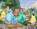 Disney hercegnők óriás fali poszter