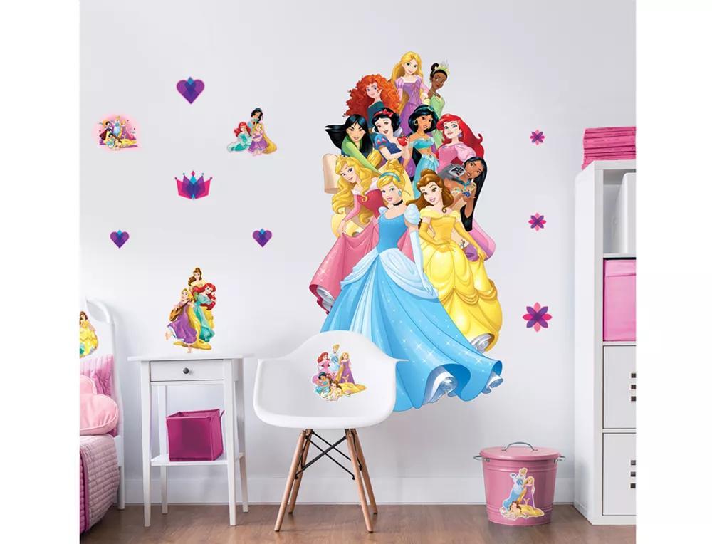 Disney hercegnők óriás falmatrica