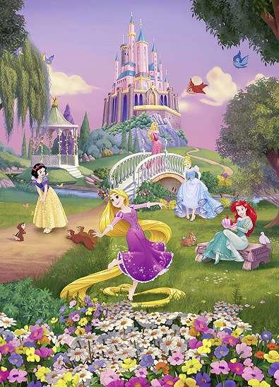 Disney Hercegnős fali poszter