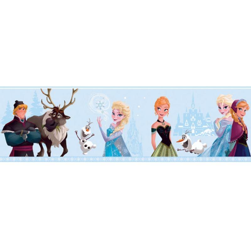 51853cb0b9 Disney jégvarázs bordűr - Tapéta webáruház