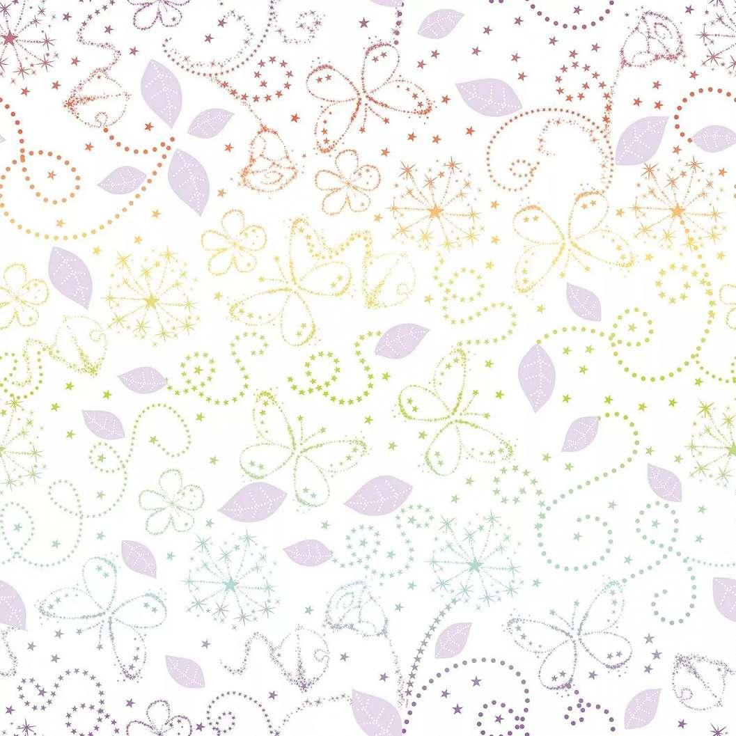 Disney pillangó mintás gyerek tapéta
