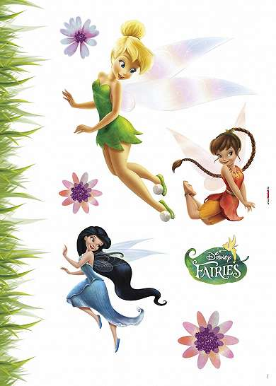 Disney tündérek falmatrica