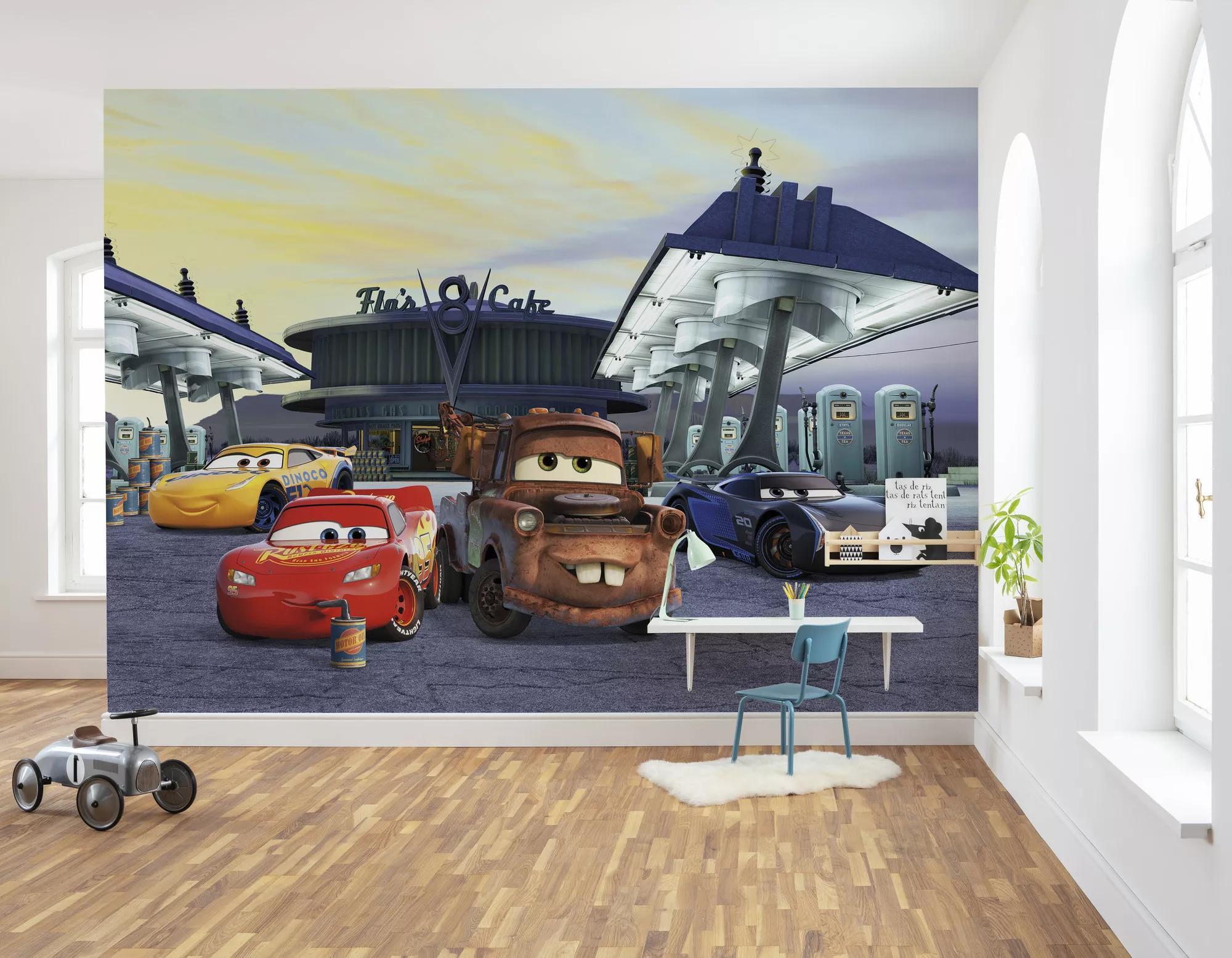 Disney Verdák 3 mese óriás fali poszter gyerekszobába