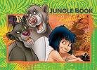 Dzsungel könyve fali poszter gyerekszobába