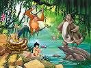 Dzsungel könyve óriás fali poszter