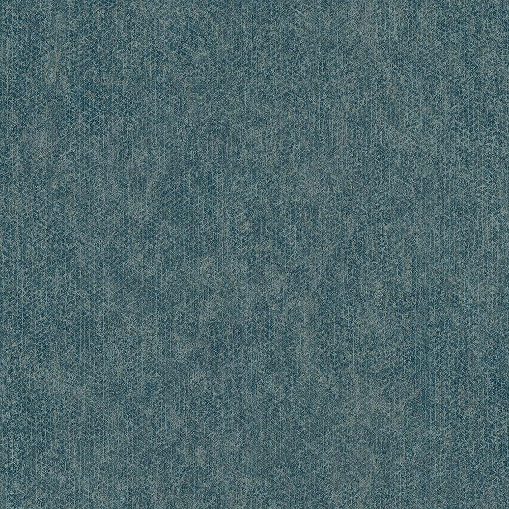 Egyszínű kék uni tapéta foltos hatású