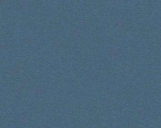 Egyszínű kék vlies tapéta