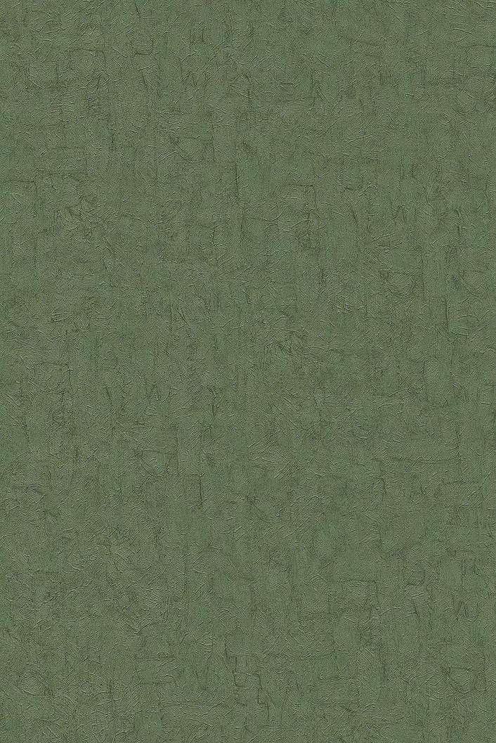 Egyszínű sötét zöld tapéta Van Gogh katalógus