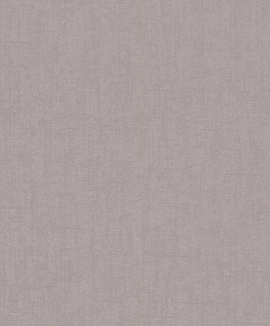 Egyszínű szürkés lila modern tapéta