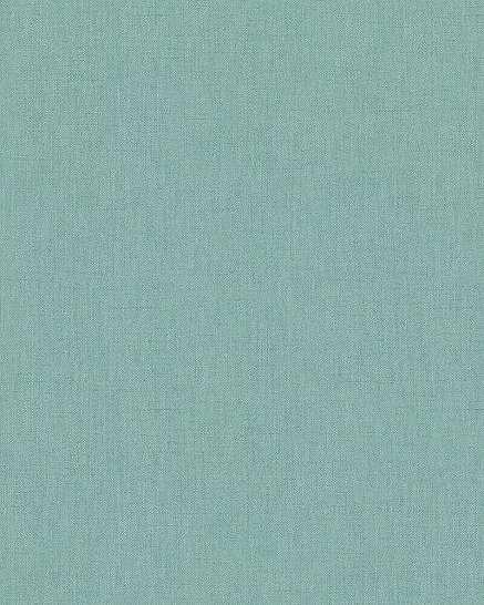 Egyszínű zöld textilhatású uni tapéta