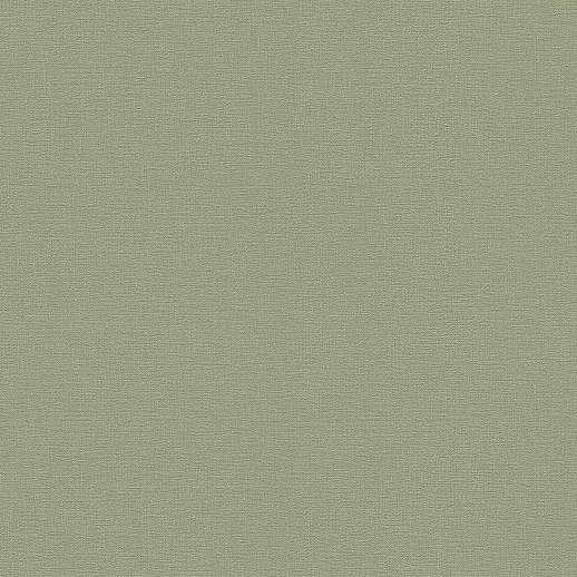 Egyszínű zöld vlies tapéta