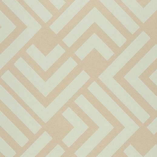Eijffinger Geonature kékes beige geometriai mintás tapéta