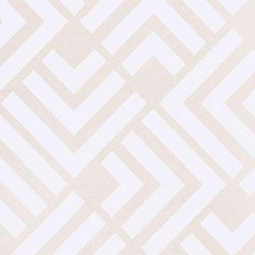 Eijffinger Geonature krém geometriai mintás tapéta