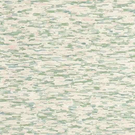 Eijffinger Masterpiece absztrakt stílusú zöld-krém-pink színű tapéta