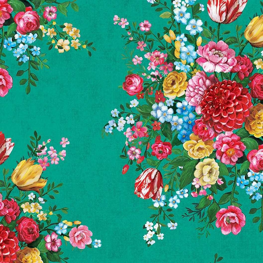 Eijffinger Pip színes virágmintás tapéta