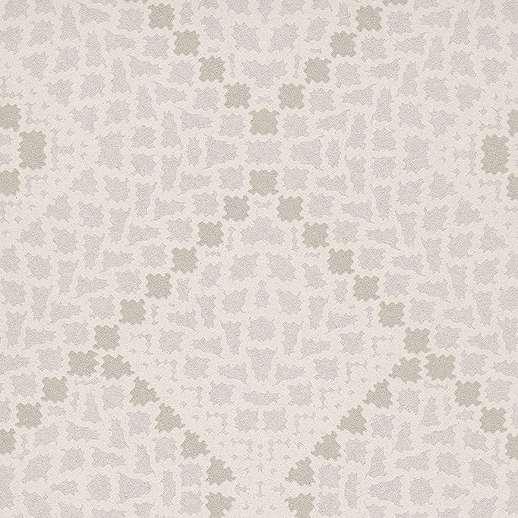 Eijjfinger Yasmin beige-ezüst színű tartán stílusú tapéta.