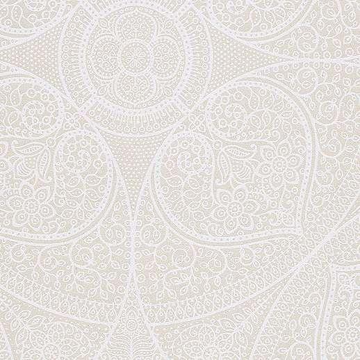 Eijjfinger Yasmin gyöngyház színű orientális stílusú tapéta
