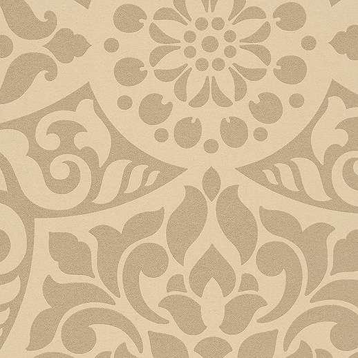 Eijjfinger Yasmin meleg beige színű orientális stílusú tapéta.