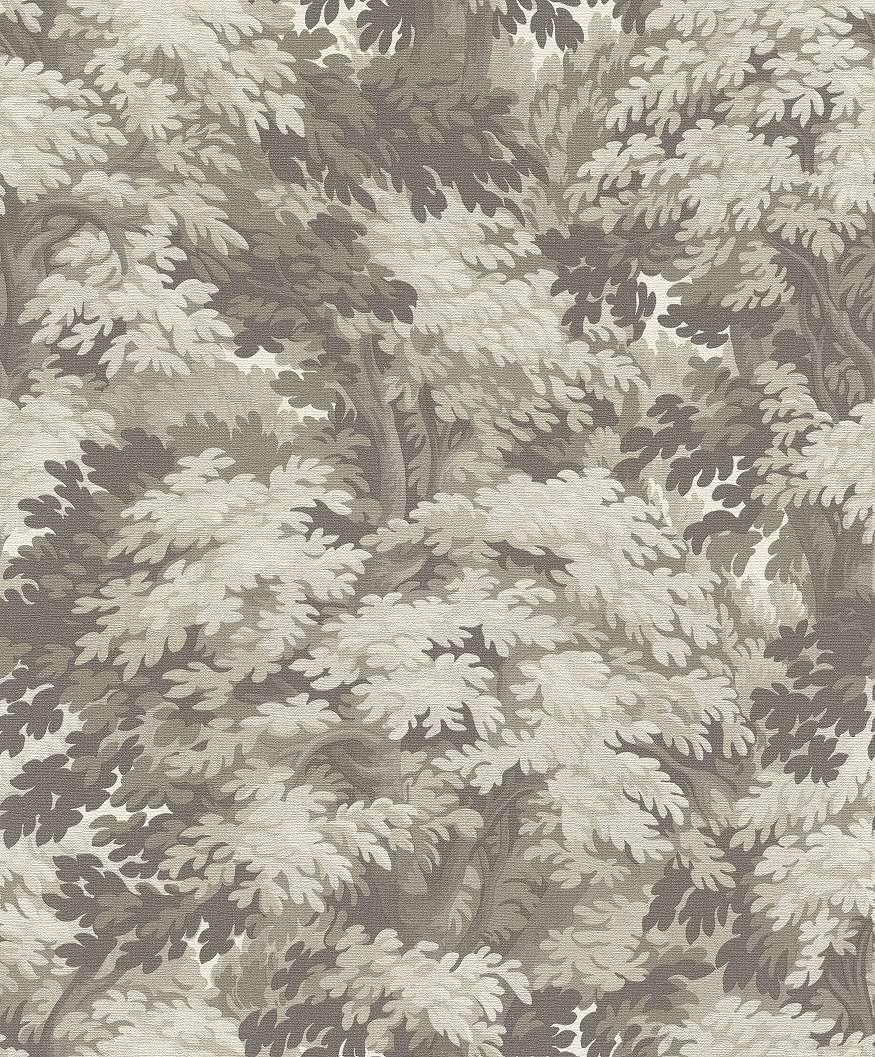Erdő mitás tapéta pasztell színekkel