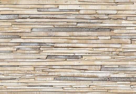 Fa deszkák fali poszter