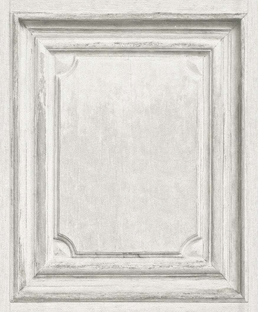 Fa kazetta mintájú design tapéta