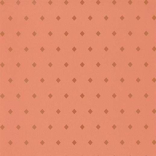 Fakónarancs geometrikus gyémánt mintás tapéta arany színű mintával