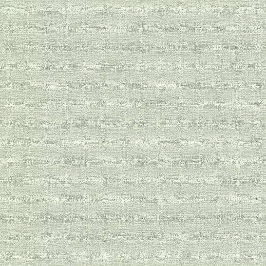 Fakózöld egyszínű vlies tapéta habosított felülettel