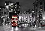 Fali poszter Londoni éjszakai portré