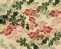 Fali poszter romantikus vintage hangulatú virágmintával