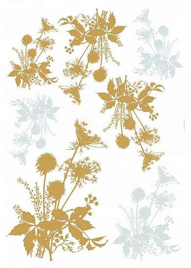Falmatrica virágmintával