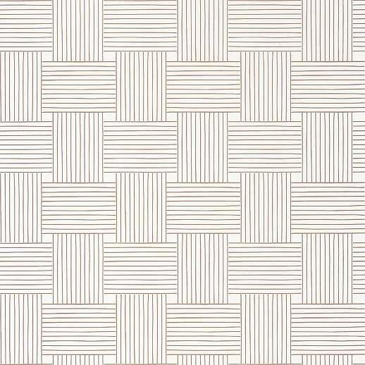 Fehér arany elegáns geometrikus mintás vlies tapéta